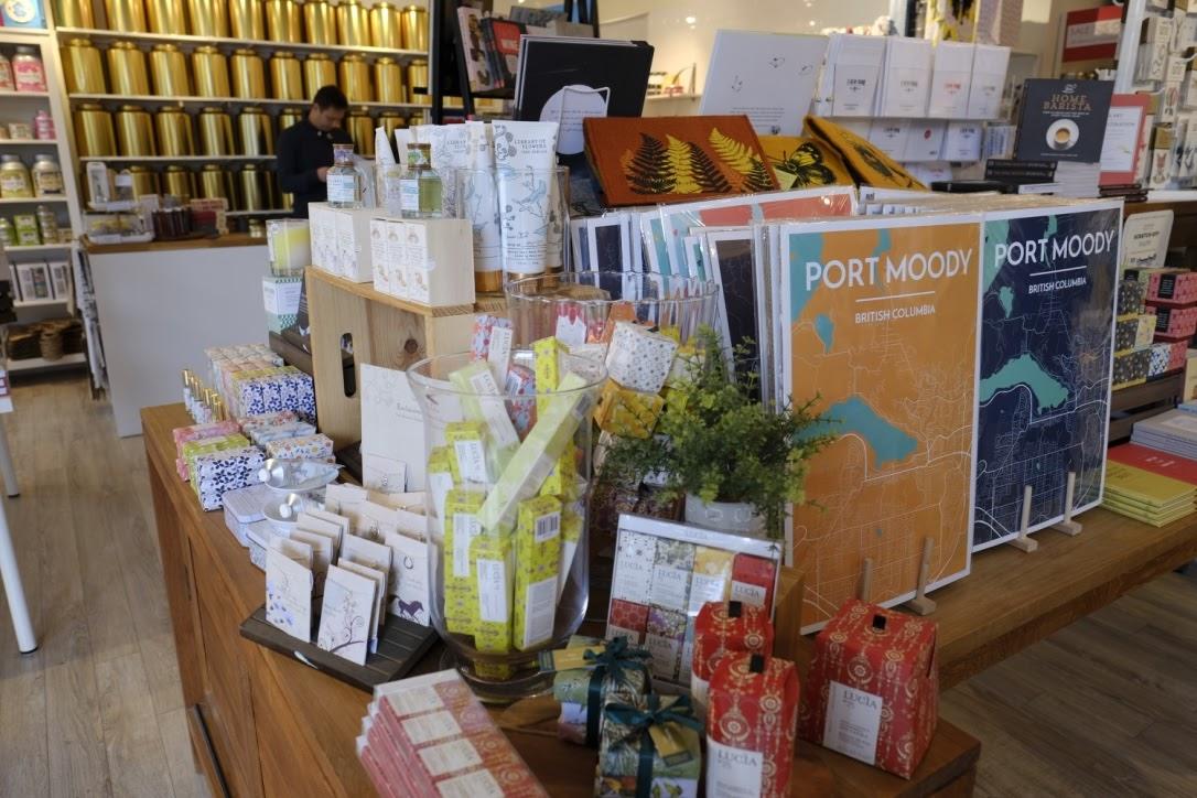 Tea and Paper Nook Port Moody