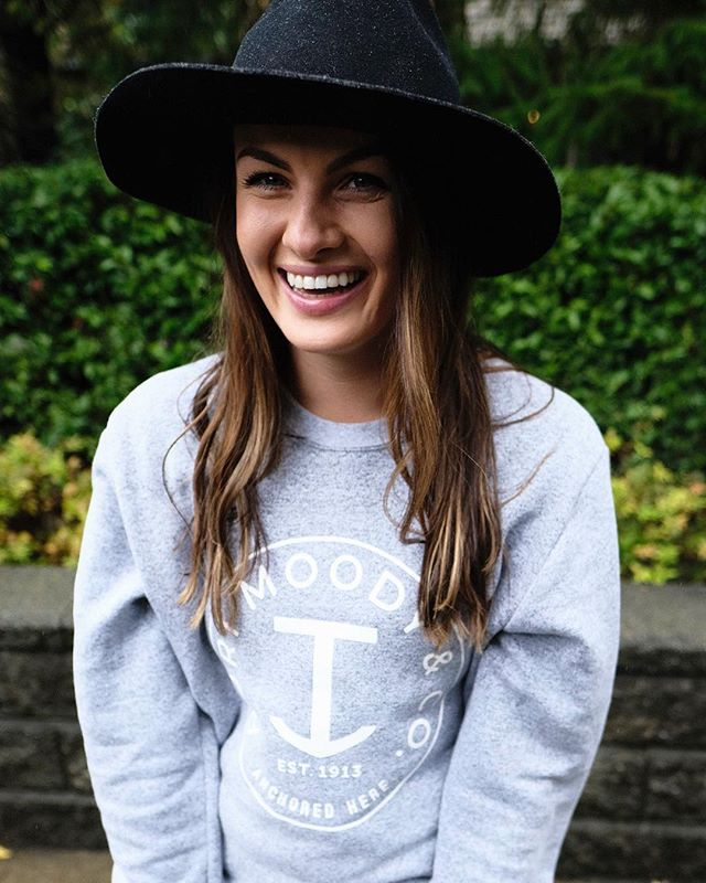 Can't contain our excitement for the new collection proud apparel we have on the way 🙌🏼💥 New colours and designs will be available just in time for the holidays 🎁  Follow the link in our bio to SUBSCRIBE to our emails and be the first to know when & where to buy 📩 #PortMoody #NewCollection #anchoredhere #shoplocal