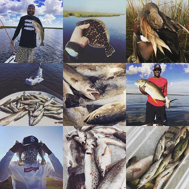 Making more memories in 2019 #topnine • • • • #fishing #hopedale #louisiana #redfish #trout #okumafishing #yamahaoutboards #powerpole #minnkota #cca #ccanational #joincca #outhere #gooutside #gofish #eatwhatyoukill #taglouisiana #tagandrelease #saltlife #saltwaterfishing #marsh #nolafishing #hopedalemarina #gopro #lakeborgne #bluewaveboats #drakewaterfowl #banded #benelli