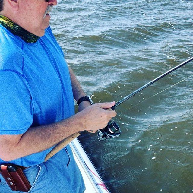 Had a blast fighting the wind and putting these good ole boys from Nashville on some fish• • • • #fishing #hopedale #louisiana #redfish #trout #redfishnation #okumafishing #yamahaoutboards #powerpole #minnkota #cca #ccanational #joincca #outhere #gooutside #justgo #gofish #eatwhatyoukill #taglouisiana #tagandrelease #saltlife #saltwaterfishing #marsh #nolafishing #camposmarina #gopro #shellbeach #ohbayby #bluewaveboats @nolafishing @louisianasportsman @bluewave_boats