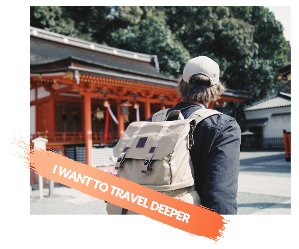 As a Traveler - Looking for a travel designer, hotel or service that incorporates the Transformational Travel principals into their practice? Check out our extensive list of partners from around the world!