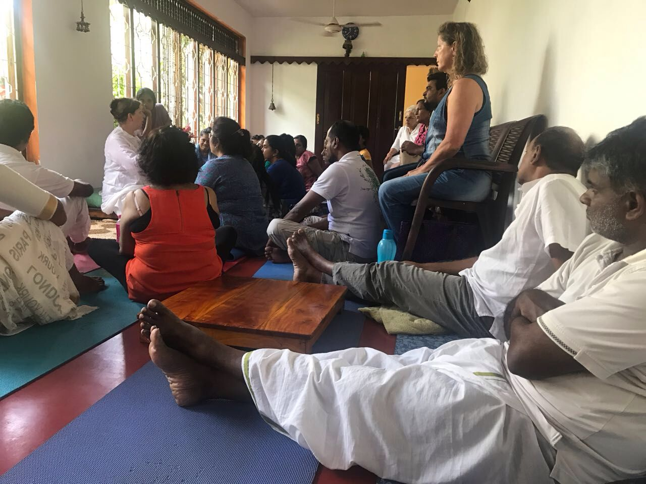 Meditation Workshop in Colombo
