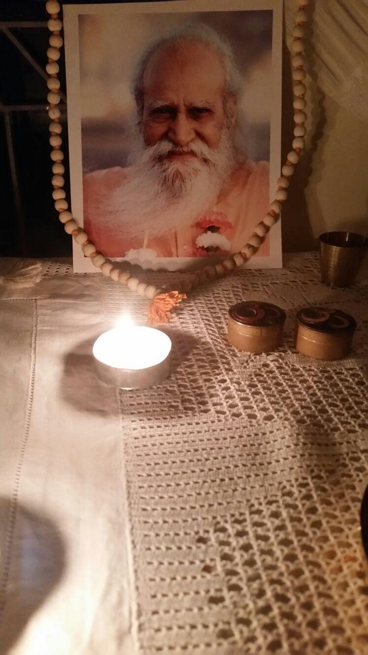Beloved Sri Gurudev - by His grace 💖everything