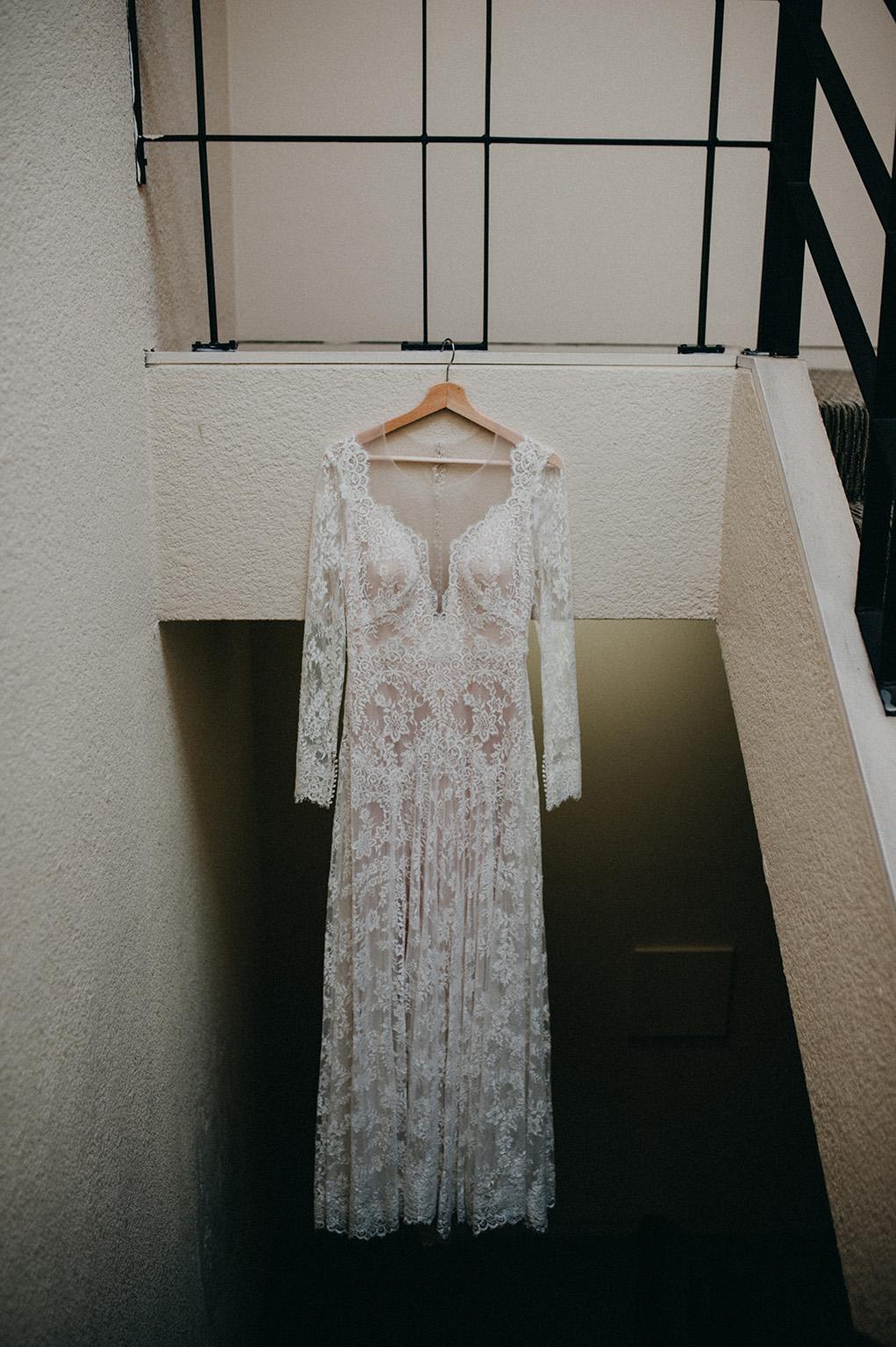 Vancouver wedding dress - Jayme Lang