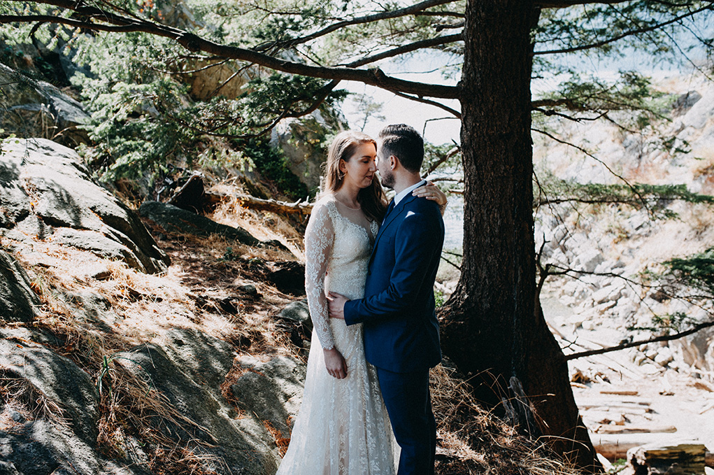 Vancouver Bride - Jayme Lang