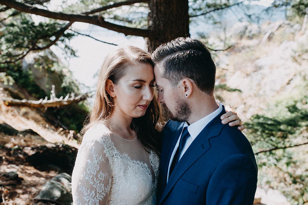 Vancouver Bride and Groom - Jayme Lang