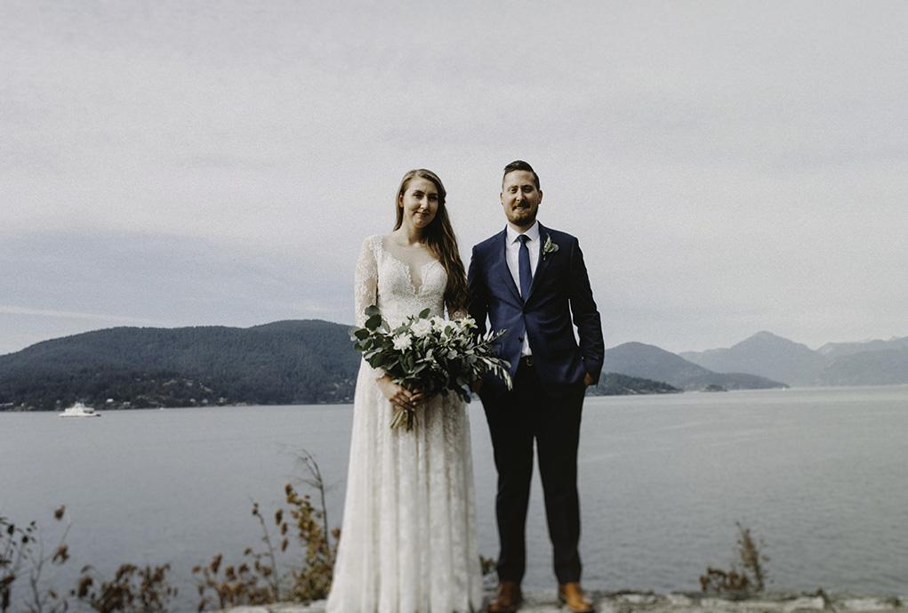 Vancouver outdoor wedding photographer - Jayme Lang