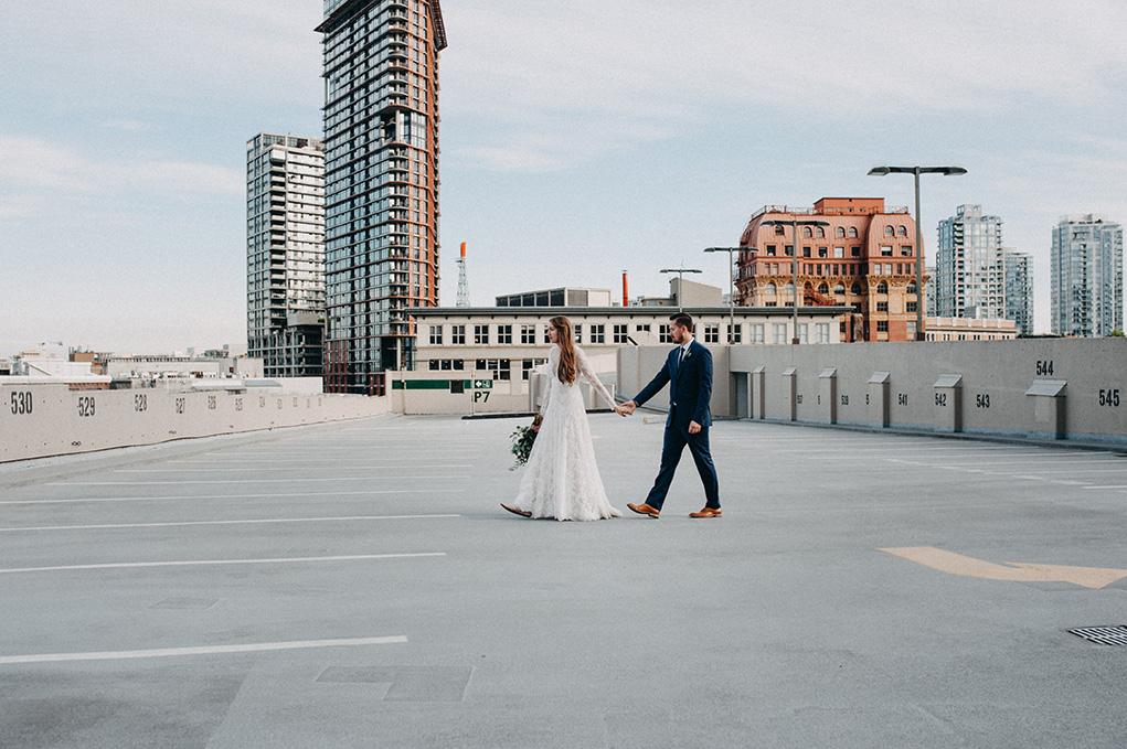 Gas Town Wedding Photographer - Jayme Lang