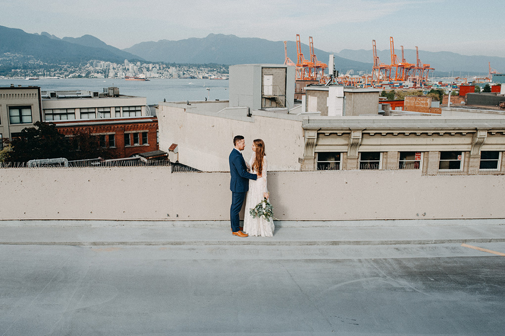 Gas Town - Vancouver wedding photographer - Jayme Lang