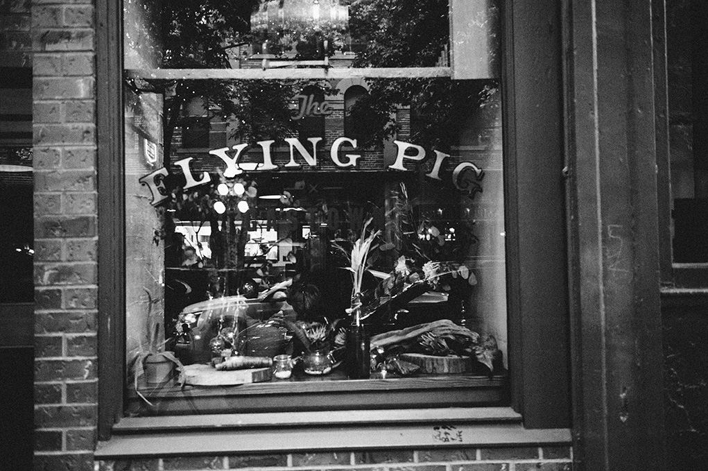 The flying Pig - Vancouver wedding photographer - Jayme Lang