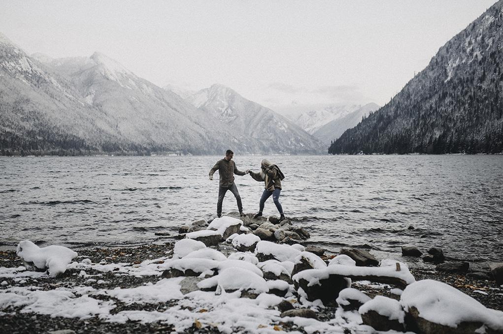 Chilliwack Lake BC