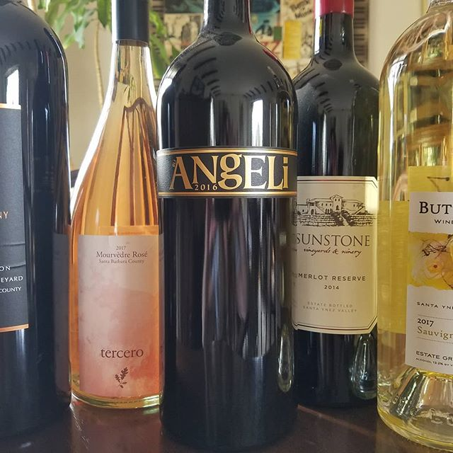 Here are just a few of the outstanding magnums going on bid at the Vintners Festival Silent Auction on May 4th at @ranchosisquoc. Thank you wineries in @visitsyv for your generous donations that highlight the diverse range of wines we have to offer. #santabarbarawinecountry #santamariavalley #santamariastyle #buttonwoodwinery #stolpmanvineyards #tercerowines #epiphanywine #sunstonewinery #syvwine #calove