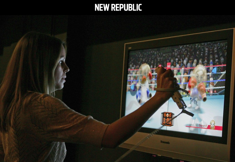 Why Are Video Games So Gendered? - Review of Shira Chess' Ready Player Two in New Republic