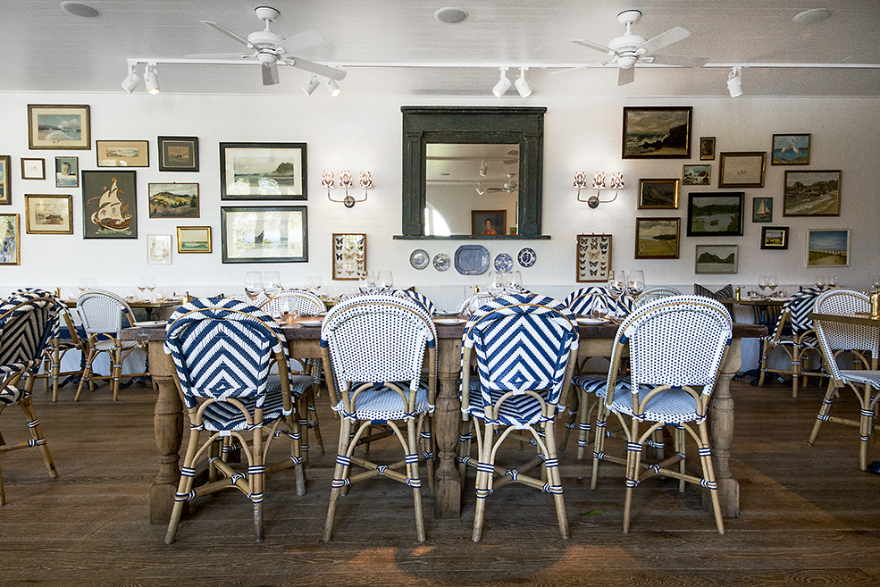 Paper Daisy Restaurant @ Halcyon House. Image (c) The Stylephiles