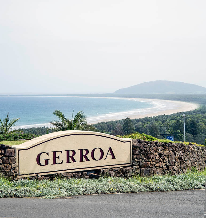 Nearby Gerroa Beach