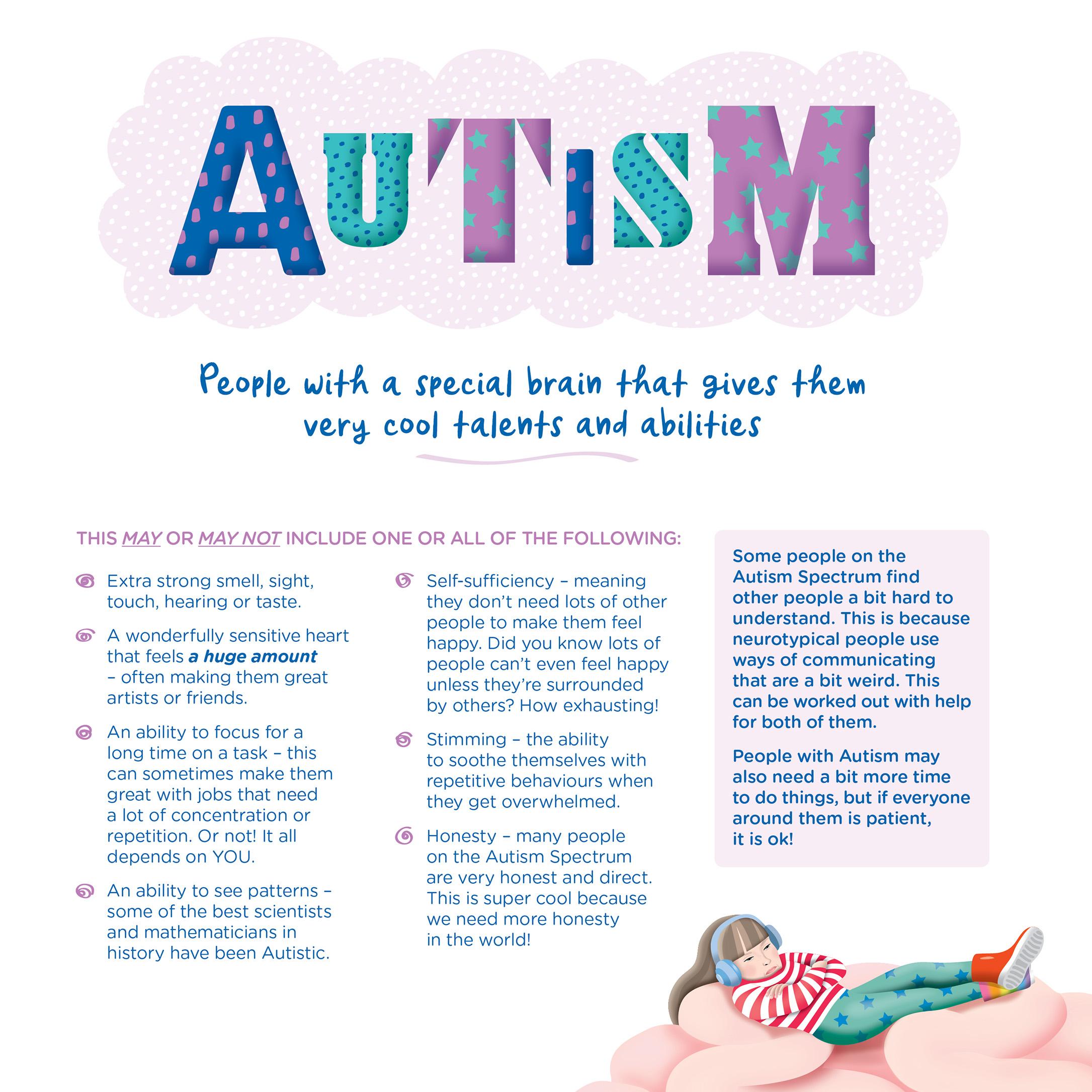 Strengths based understanding of Autism!