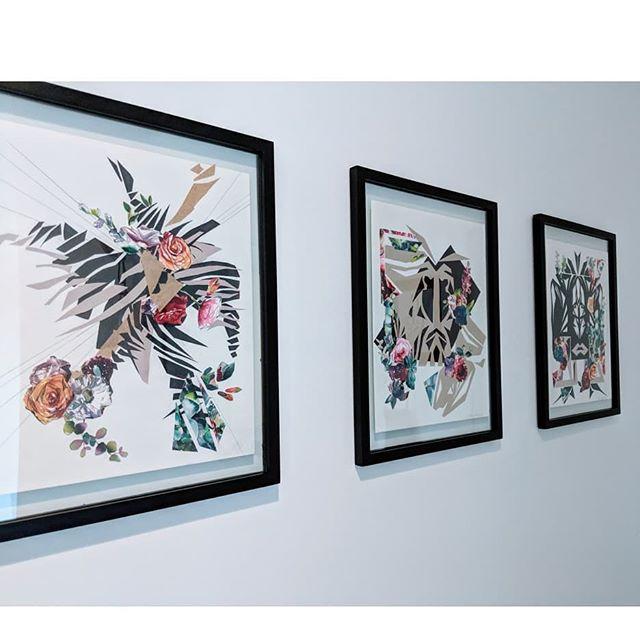 finished and framed. Bathroom art! .🚽🛁🧻