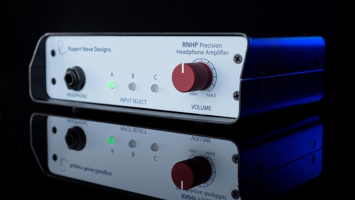 RUPERT NEVE HEADPHONE AMP