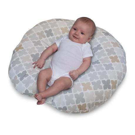Newborn Lounger    This lounger is perfectly designed for your newborn with a recessed interior for their little bottom to keep them safe and give you a hands-free moment.