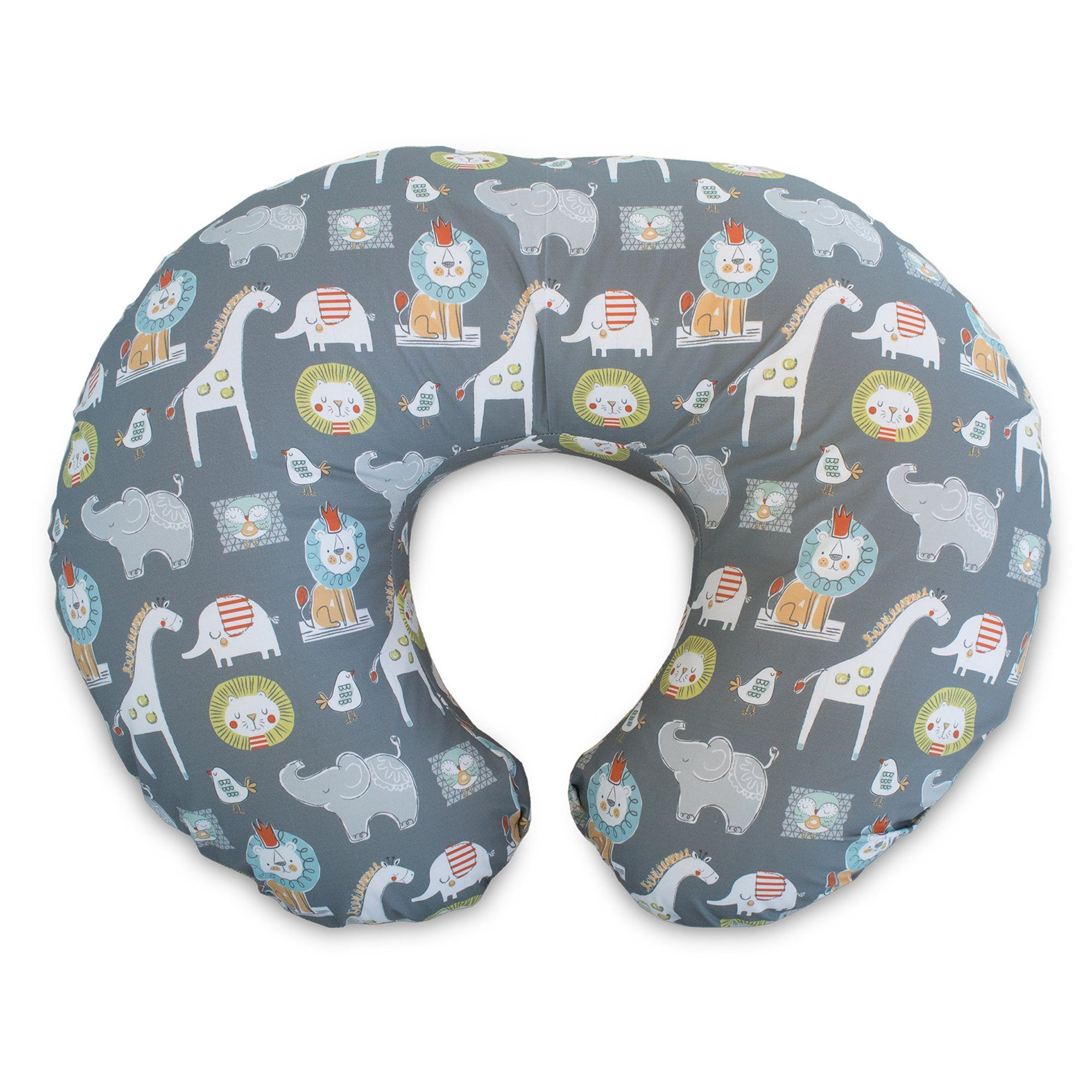 The original boppy ©!  This award winning Feeding & Infant support pillow not only provides a comfortable nursing position, but also allows for growth of your little one with the uses during four different stages; Feeding, Tummy Time, Sitting, and Playing!