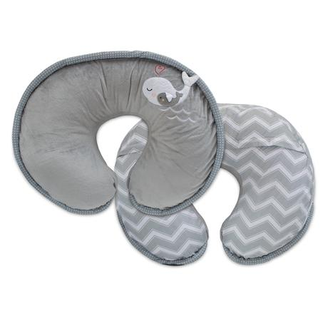 The luxe Original boppy ©  Similar to the original Boppy, The luxe style comes in a comfortable soft fabric.