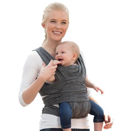 Comfy fit baby carrier ©  This carrier provides convenient baby wearing that is comfortable for you, and comforting for baby!