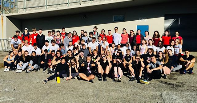Pacific rowing club athletes reach the goal of 1,000,000 meters in under four hours today! The athletes are clearly motivated to reaching the highest boat speed possible. Help them reach their goal of $145,000 for two new eights, oars, ergs, etc. Follow this link to our website to help support! https://www.pacificrowingclub.org/