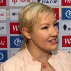 "<p><strong>DonateLife: Patricia Scheetz' Story </strong><span class=""image-slide-subtitle"">Football Federation Australia</span><i>MORE →</i></p>"
