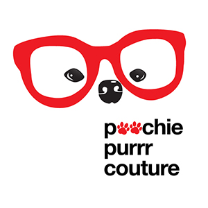 Our pets should enjoy a lap of luxury and Poochie Purrr Couture serves bold and boutique design to our four-legged family.