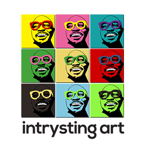 Intrysting Art is our curated home art collection. When you need unique color combination and style to match your home personality, check us out.