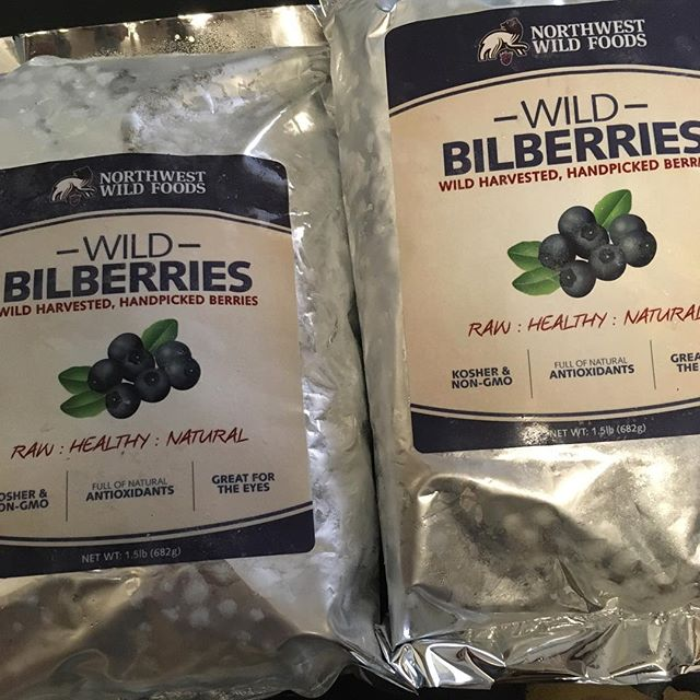 Just got our shipment of bilberries from the far north! Our wine making will restart imminently, stay tuned for our initial release of the batch.