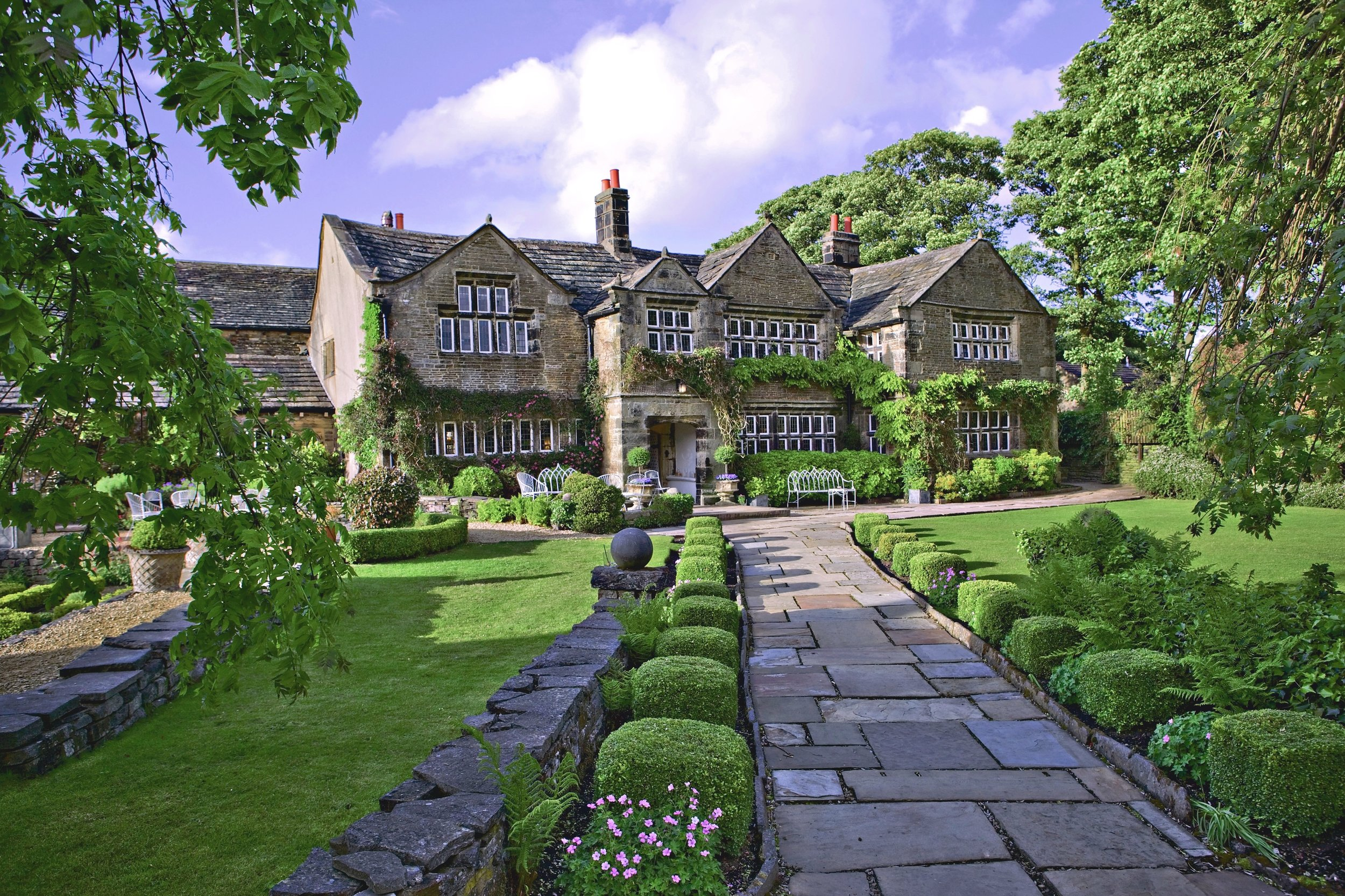 Holdsworth House, Halifax, West Yorkshire -