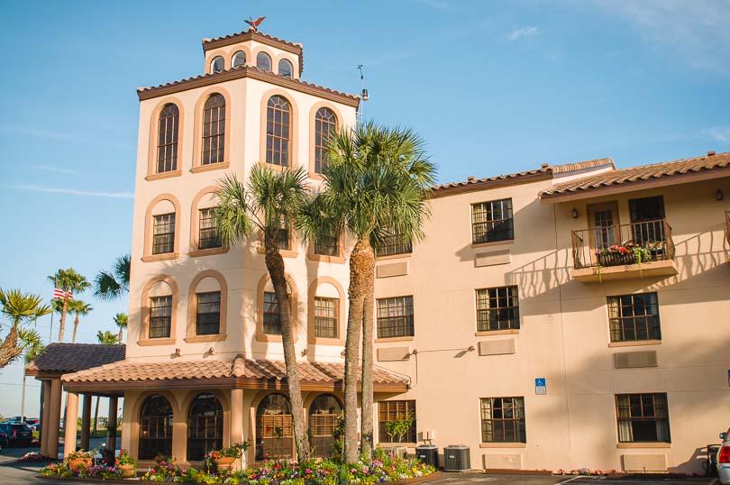 Inn On the Lakes, Sebring, Florida -