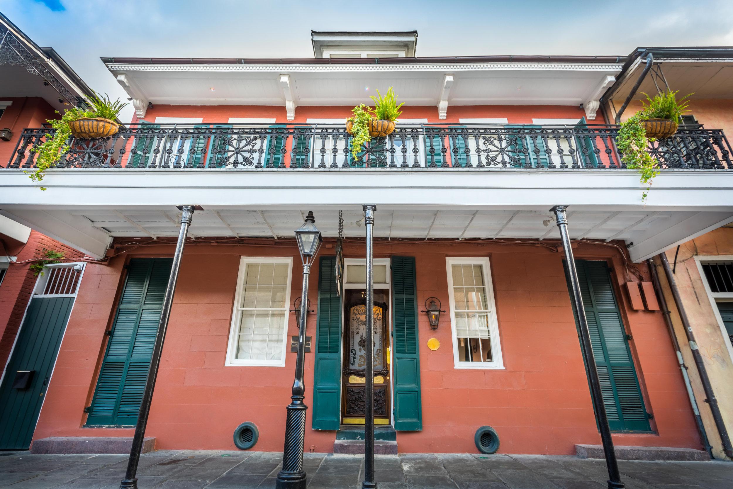 Hotel Maison De Ville, New Orleans -