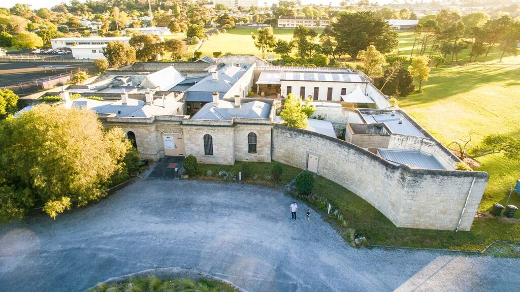 The Old Mount Gambier Gaol -
