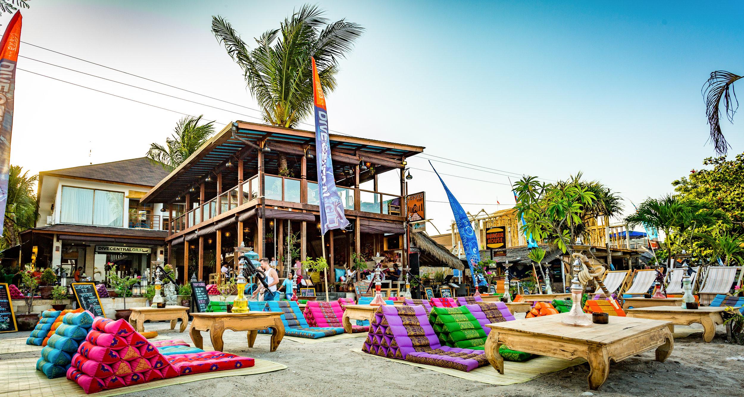 Pesona Beach Resort & Spa -