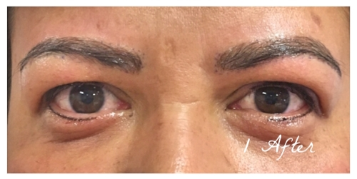 Microblading & Eyeliner