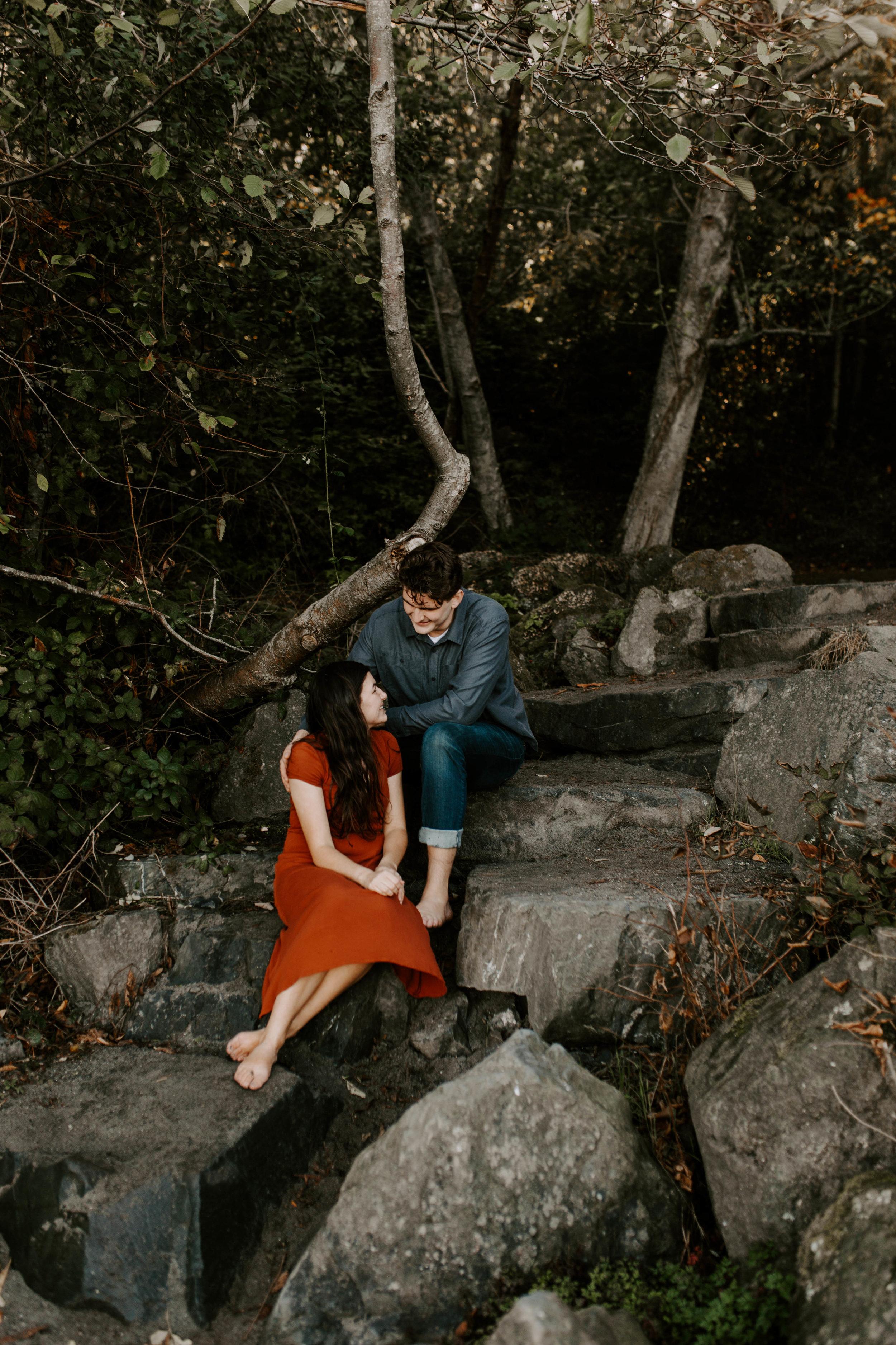 washington engagement photographer