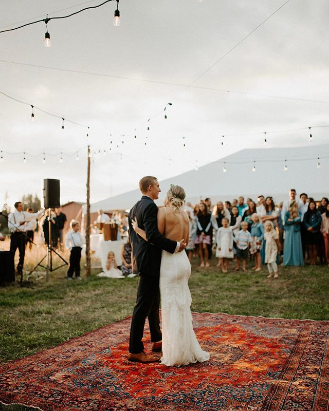 More golden hour first dances plz ✨ These guys are on my editing screen today, love reliving it!