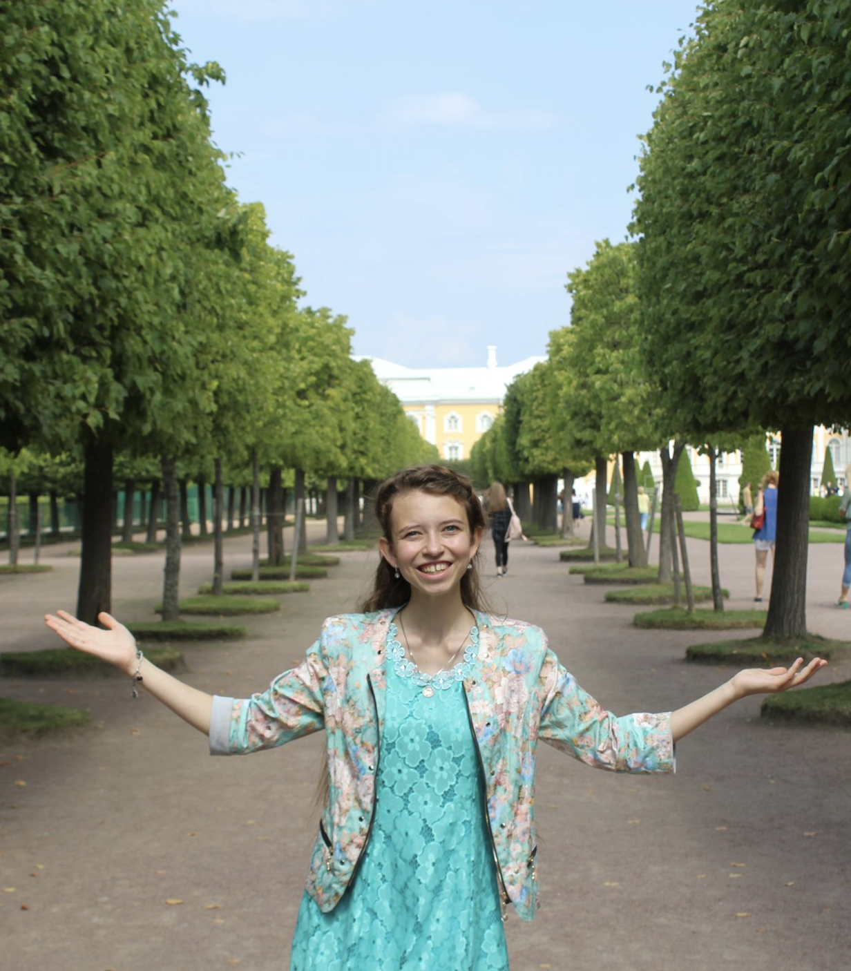 Polina Zhilkina '22  is the Media officer and the ThinSat team member. She is an MAE major and is passionate about theater and learning new languages.