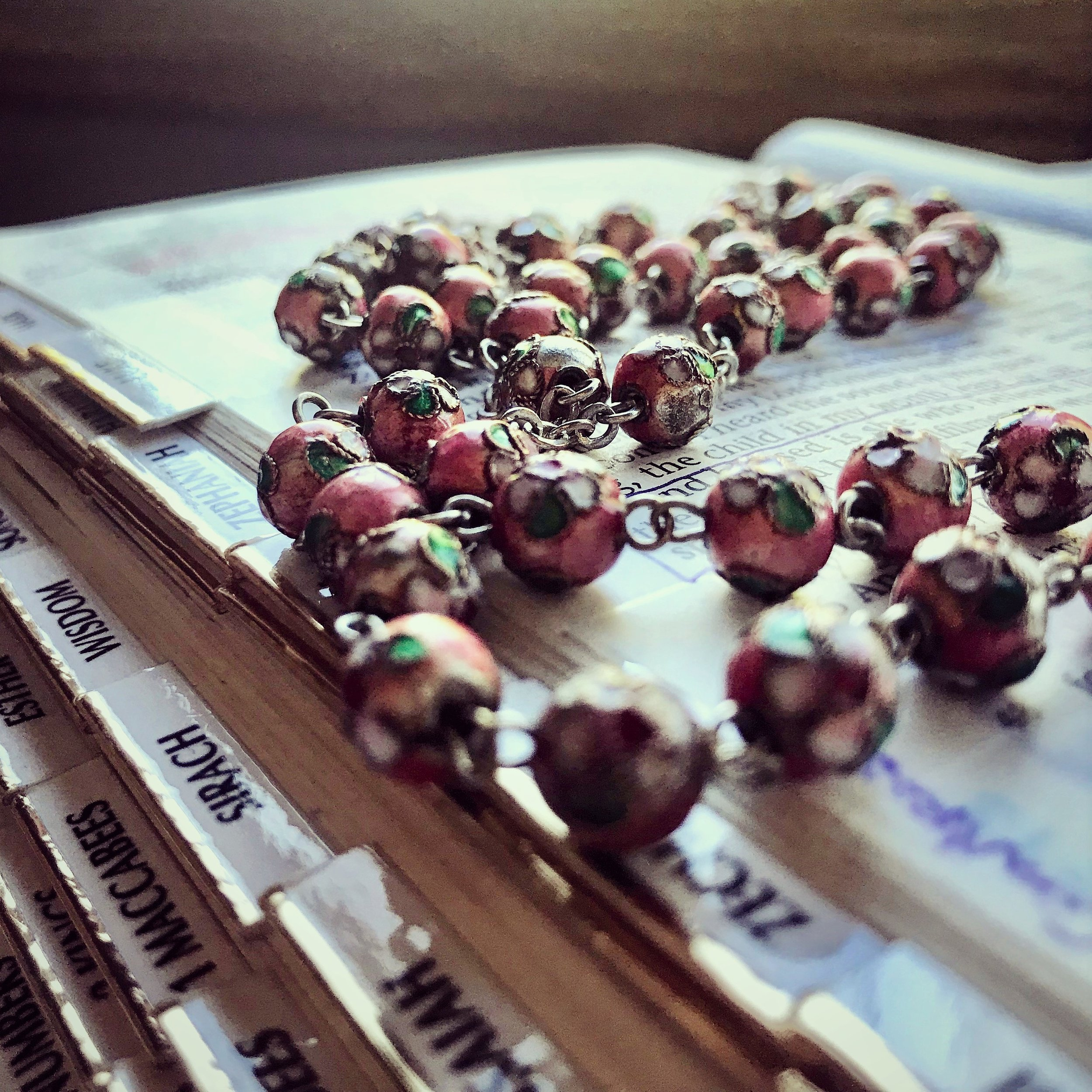 Rosary Reflections -