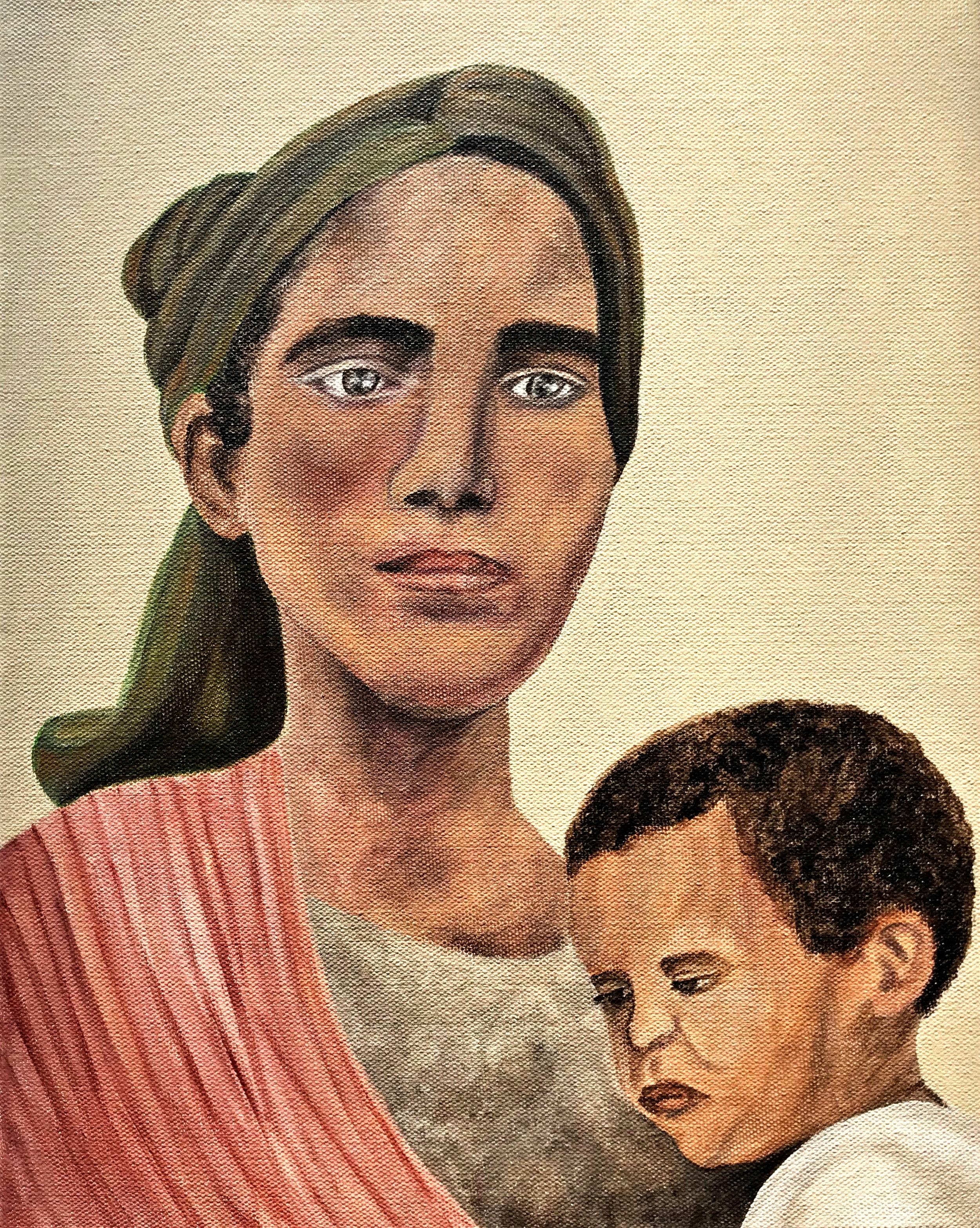 """Saint Mother"""