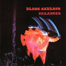 Black Sabbath- Paranoid