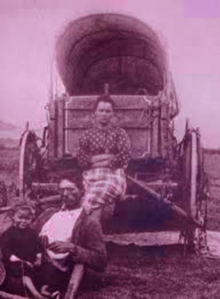 Pioneers, Oregon Trail.