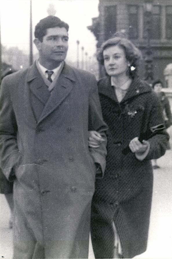 Mam & Dad [ The past. ]