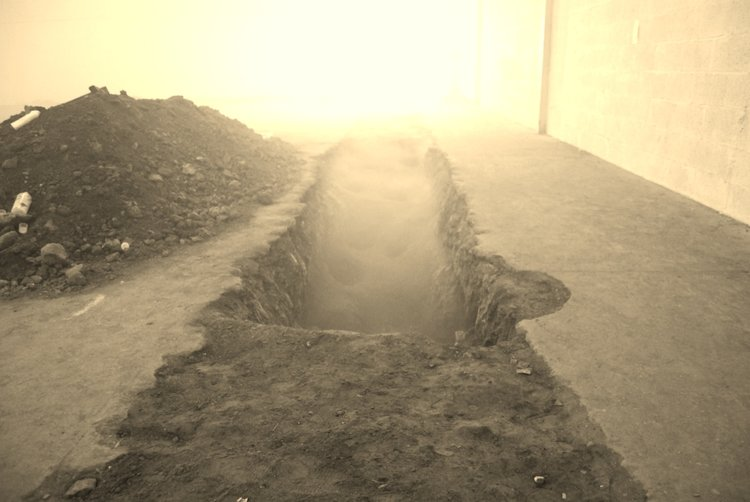 'Underground', Basic Space Dublin,10 – 13 November, 2011.