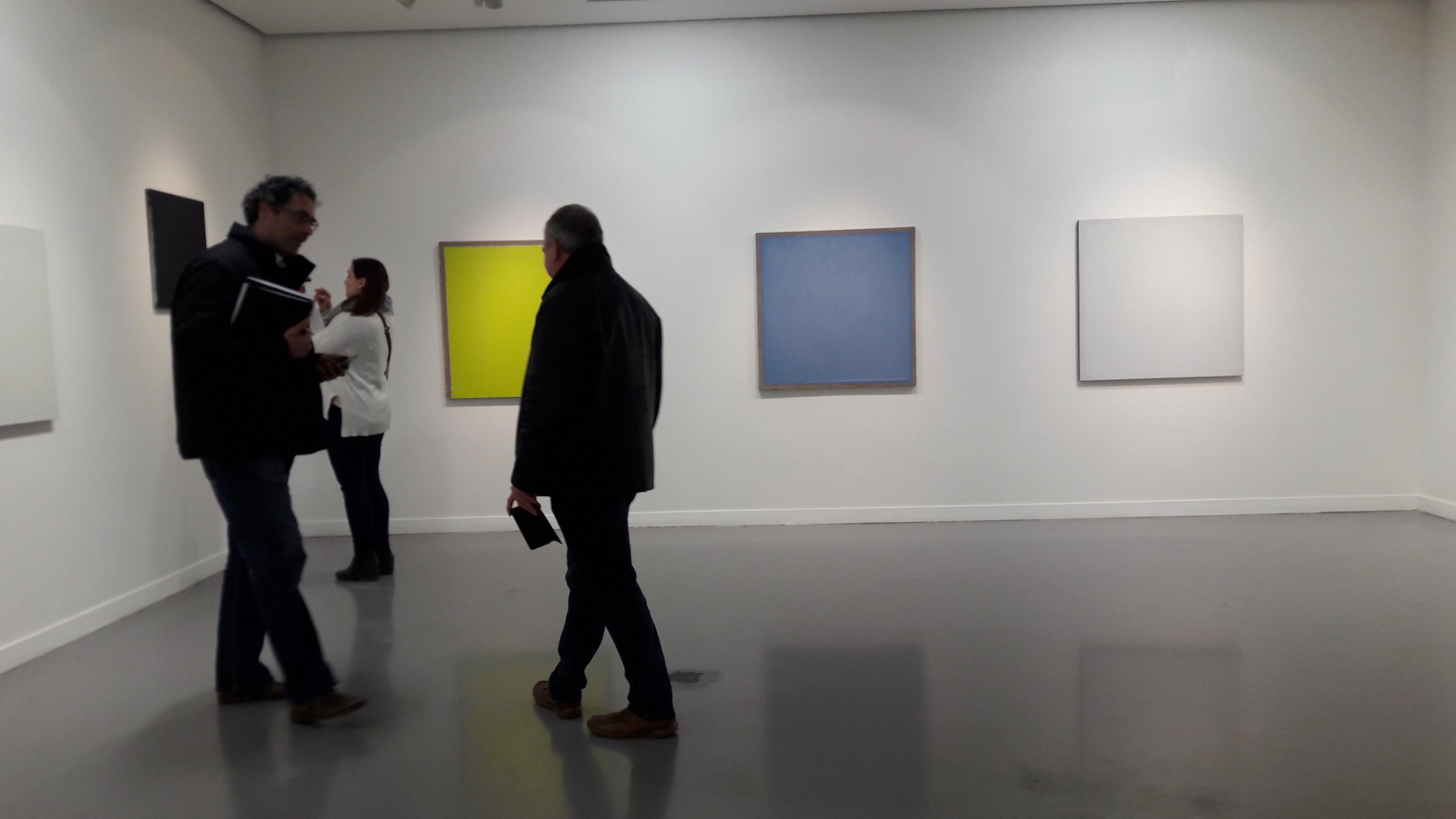 Field Trips - Over the course of the year we will plan at least 5 field trips to experience art in the gallery setting.