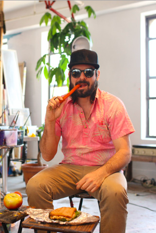 Read Spencer Sweeney's Proust Questionnaire -
