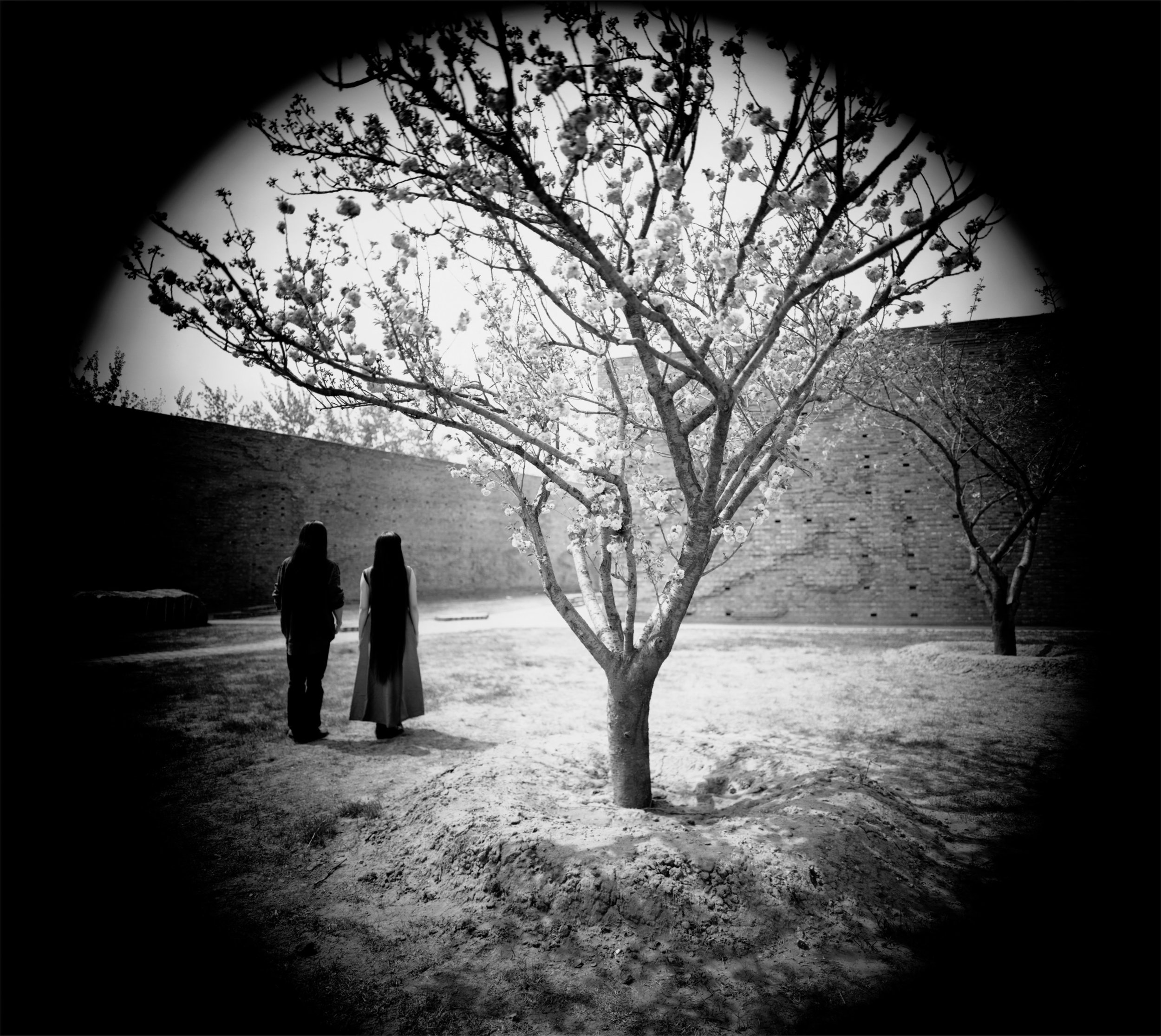 RongRong&Inri, from the series of  Three Shadows , 2007