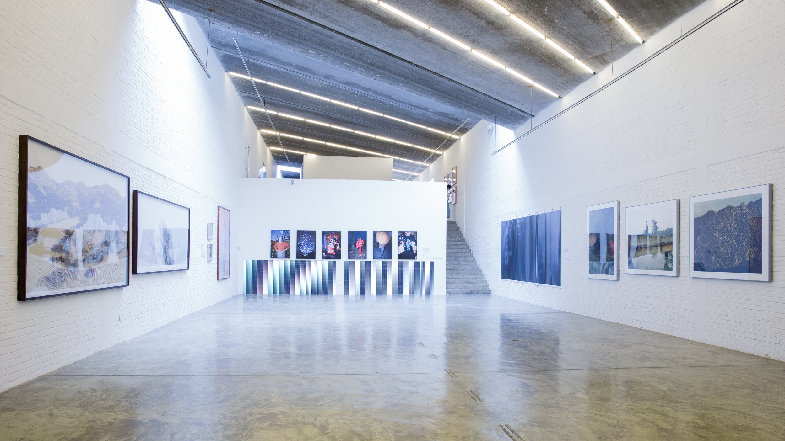 View of  Ten Directions: The 10th Anniversary Exhibition of the Three Shadows Photography Award